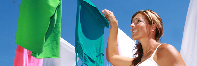 Save Energy When Doing Laundry