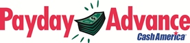 Payday Advance, Cash America Logo